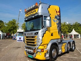 Scania Truck Wallpapers