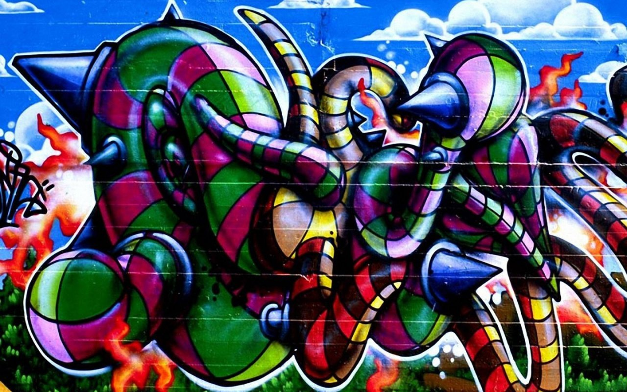 Download Graffiti Wallpaper